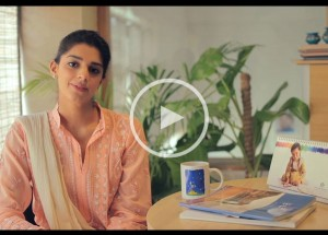 Sanam Saeed Endorses TCF
