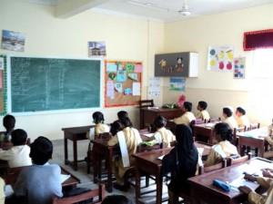 The Sun-Lit Classroom