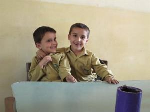 Friends in the class