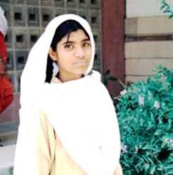 Kulsoom Farooq is a Grade V student at TCF Primary School – S.A.S.A Campus in Taiser Town.