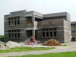 Another view of the campus