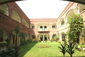 Well Maintained Courtyards are one of the Vital Features of TCF Schools