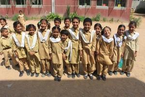 The Happy Children