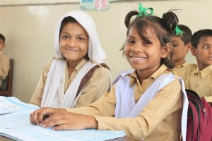 Access to the Quality Education is the Reason for their Happiness