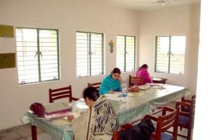Teachers in Staffroom