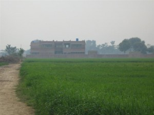 A Typical Rural Setting where TCF has taken its Purpose Built Campuses into the Heart of the Community