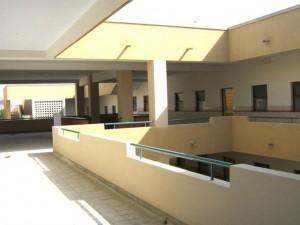 Spacious purpose-built campus