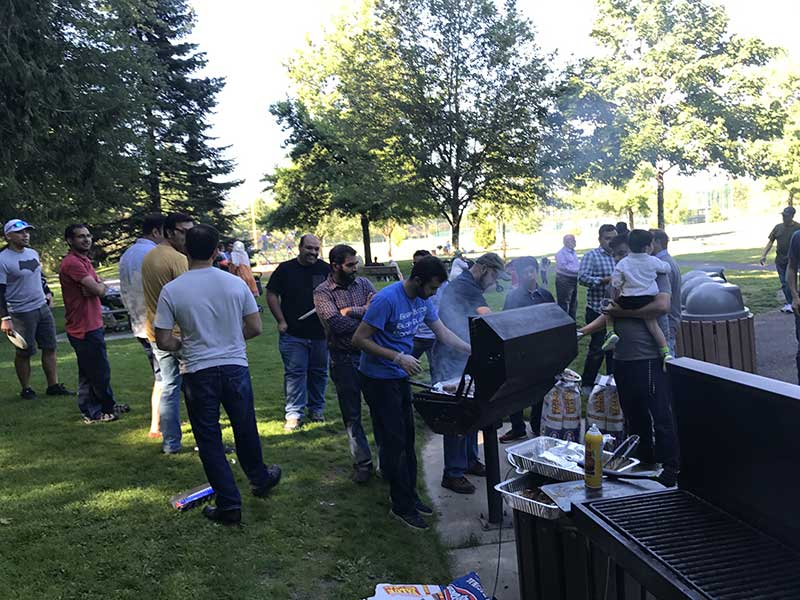 TCF and BBQ