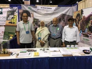 TCF-USA Participates in the Annual ISNA Conference