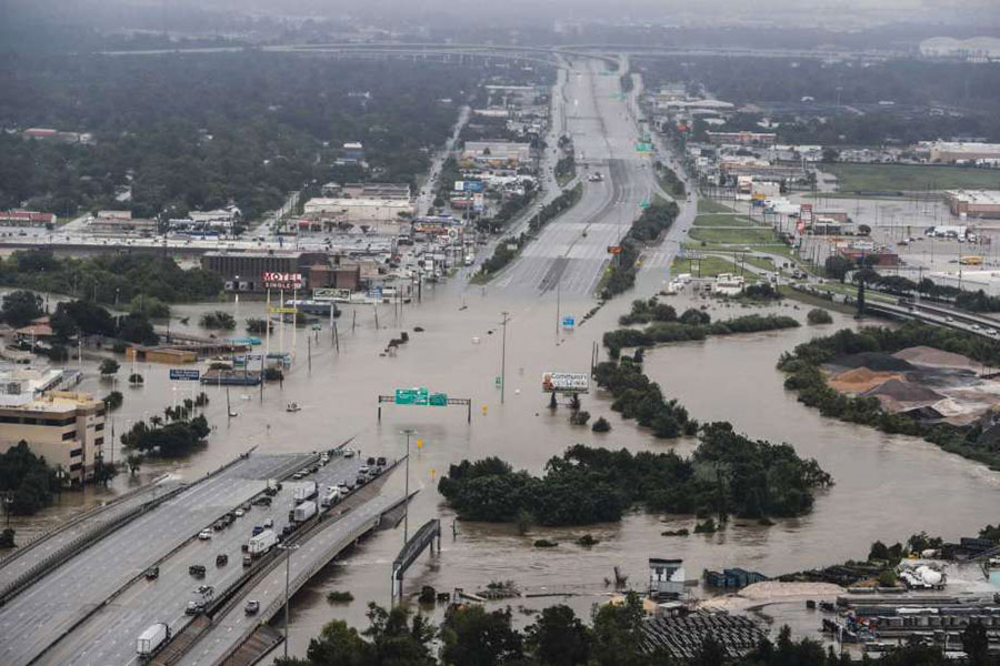 Join the Houston Flood Relief Efforts