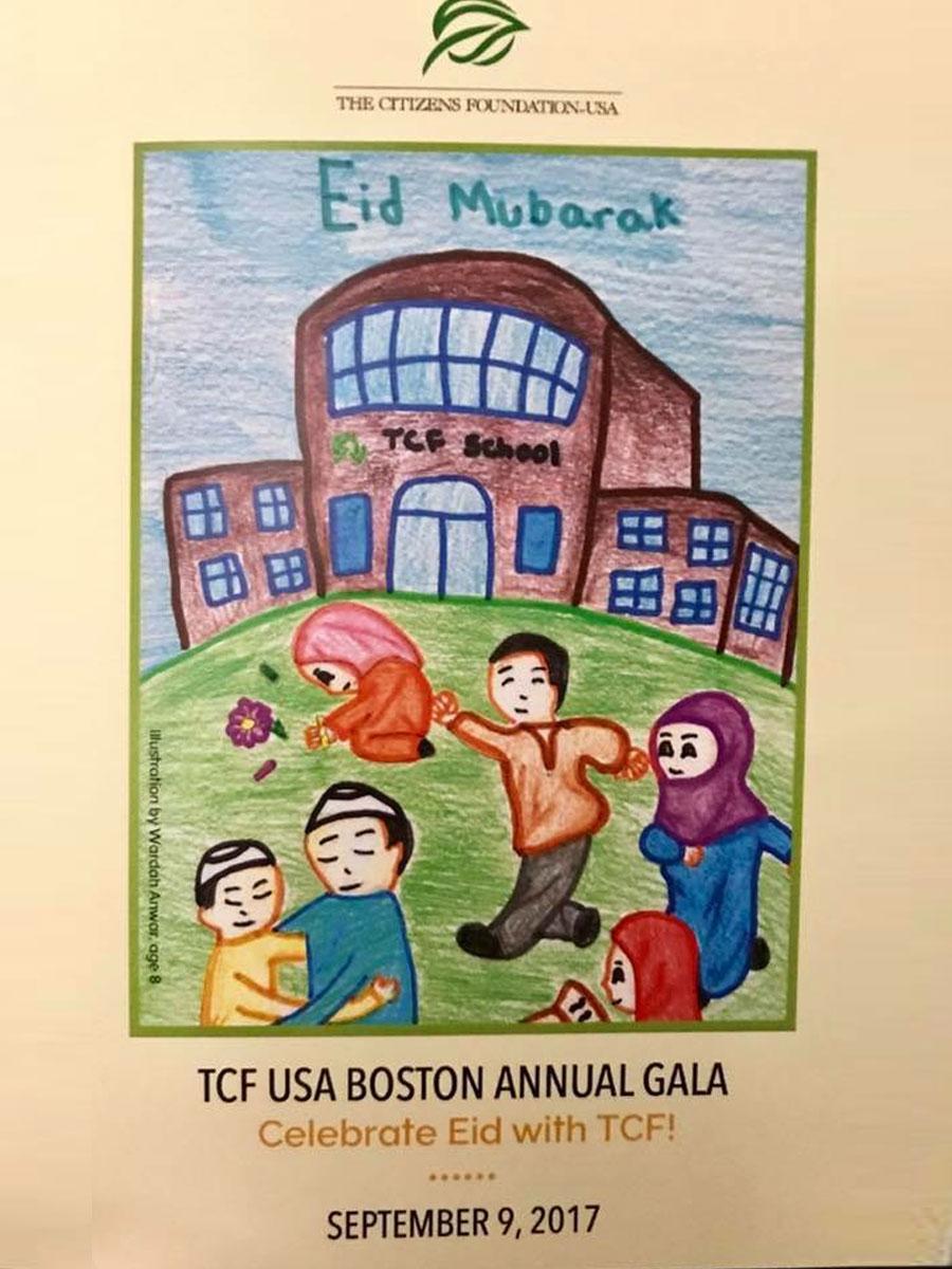TCF-USA Boston Chapter Hosts 4th Annual Gala