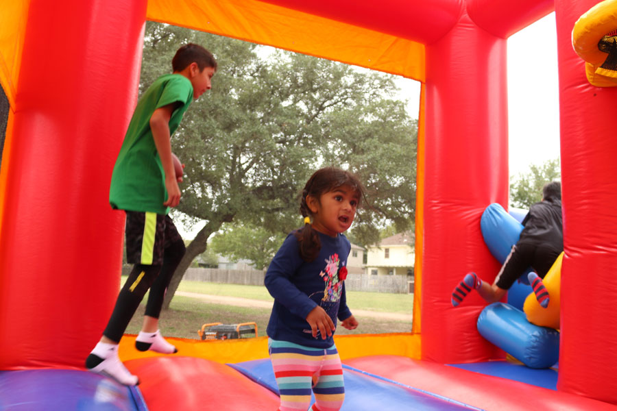 Austin Fundraiser and Kite Festival 2017