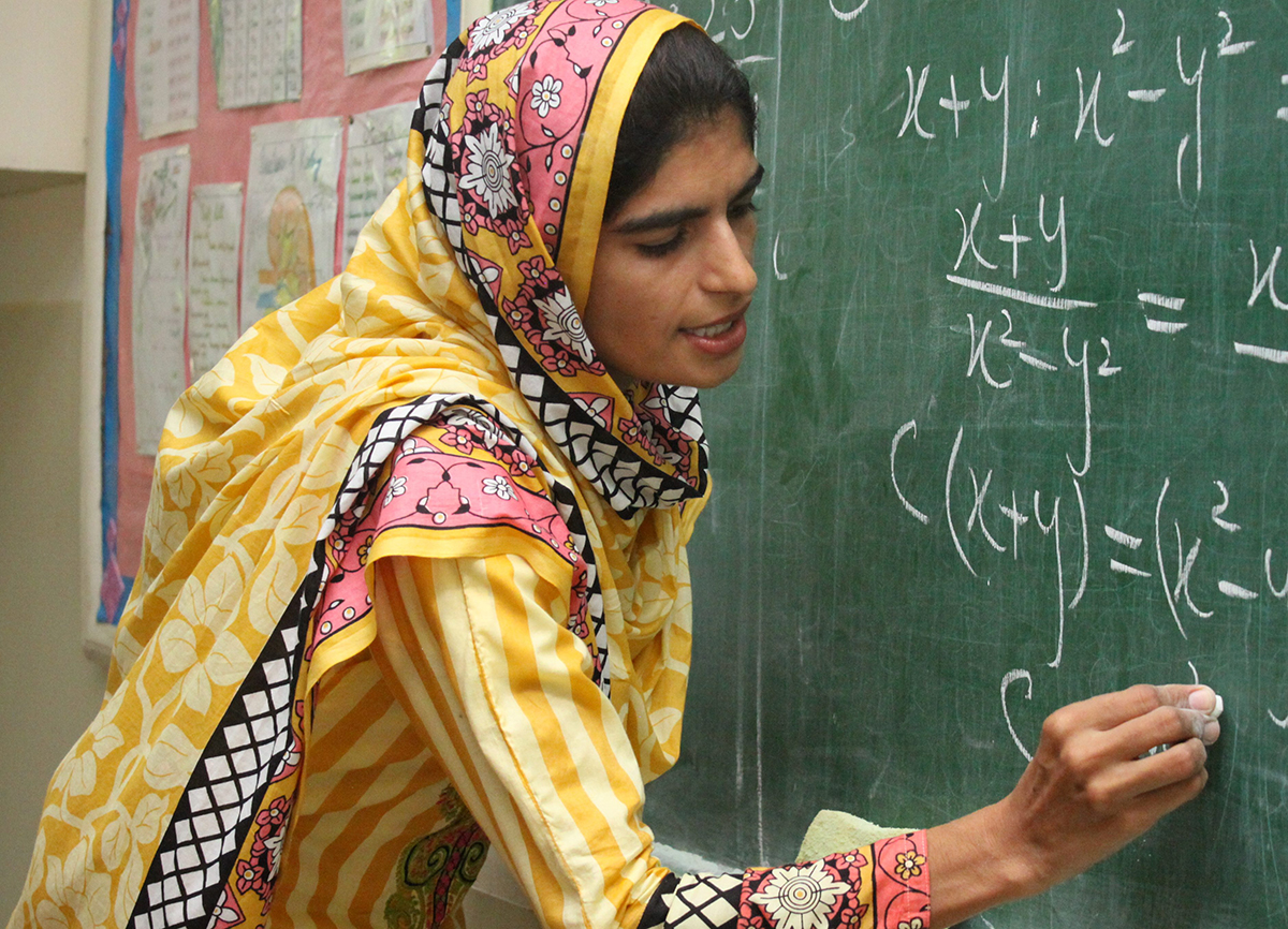 Javaria Yousaf: Mathematician, Teacher, Changemaker
