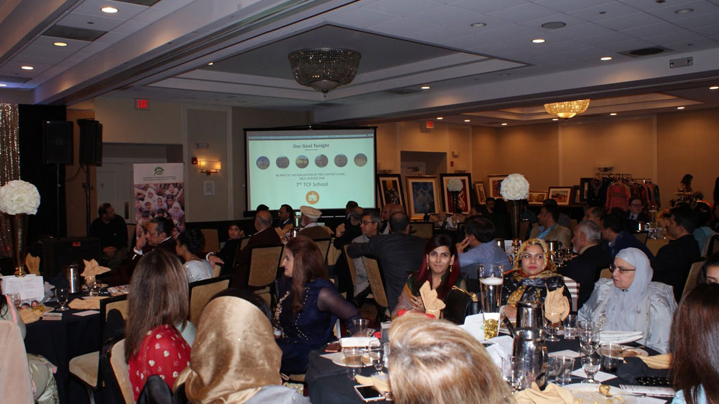 TCF-USA New Jersey Annual Fundraiser
