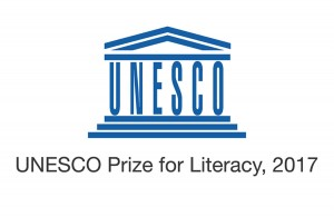 UNESCO Prize for Literacy, 2017
