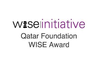 Wise Initiative Qatar Foundation: Wise Award