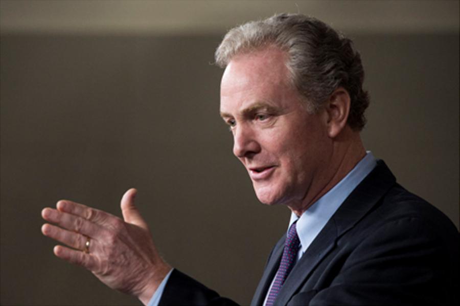 Senator Chris Van Hollen Advocates TCF