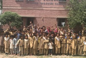 My visit to TCF Pakistan and our St. Louis Schools