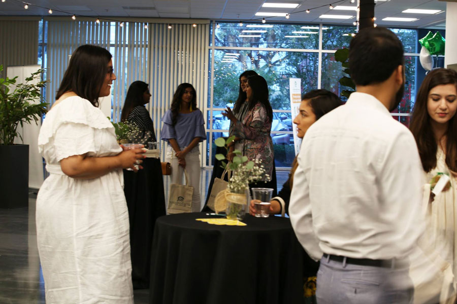 TCF Young Professionals Los Angeles Summertime Mixer