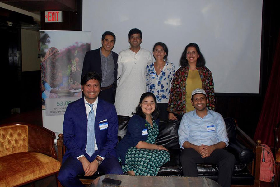 TCF-USA Boston Young Professionals: Eid Social