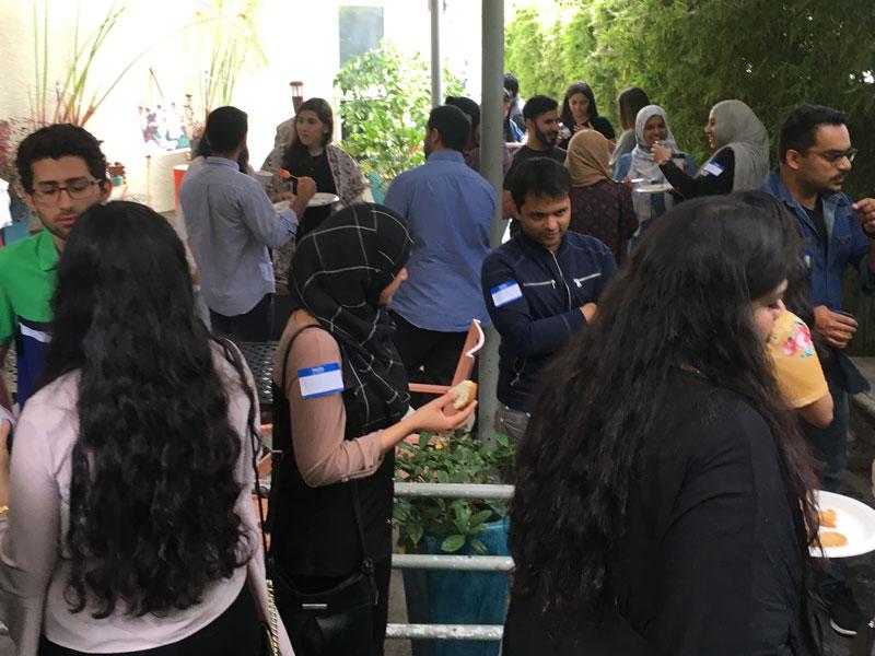 TCF-USA Los Angeles Young Professionals: Muppies LA x TCF Brunch Social
