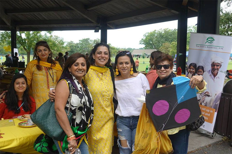 TCF-USA Westchester Chapter: Basant in September