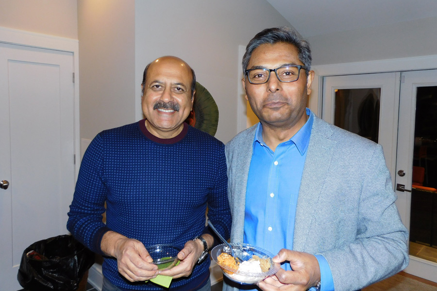 TCF-USA St. Louis Chapter: Dinner with TCF Founder & Chairman Ateed Riaz