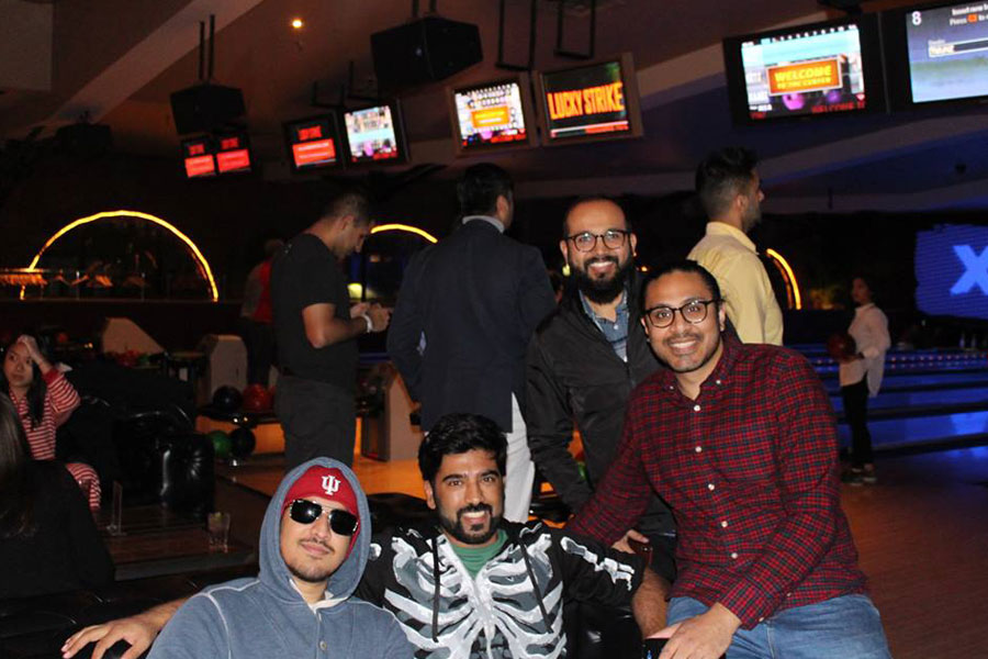 TCF-USA Boston Young Professionals Chapter: Spooky Strikes: Bowl for a Cause