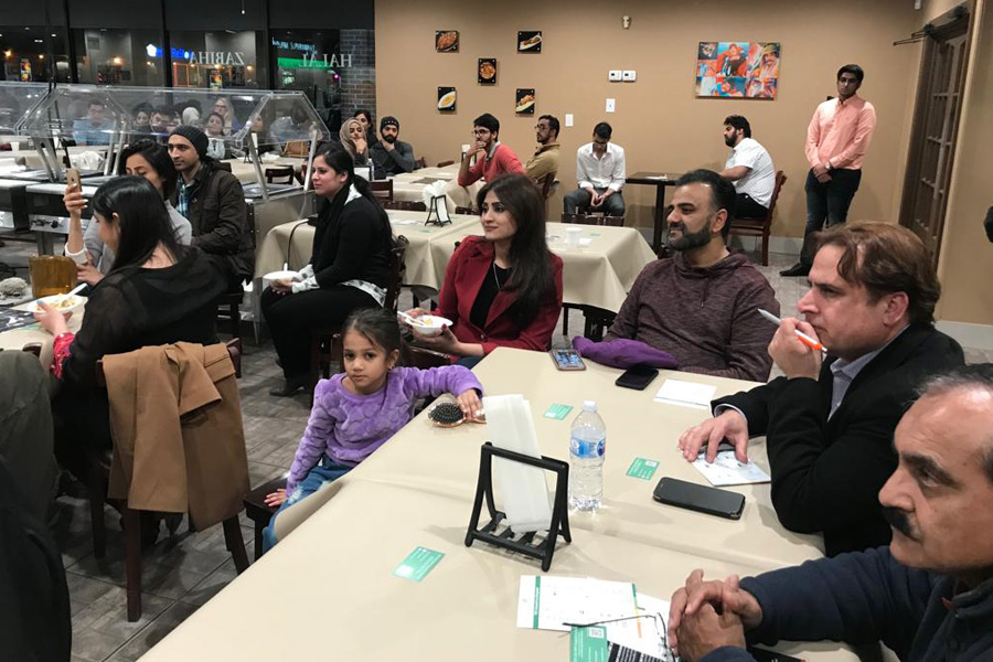 TCF-USA DFW Young Professionals: Monthly TCF Baithak