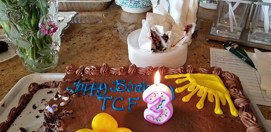 TCF-USA Greater Sacramento Chapter: Lunch to support TCF!