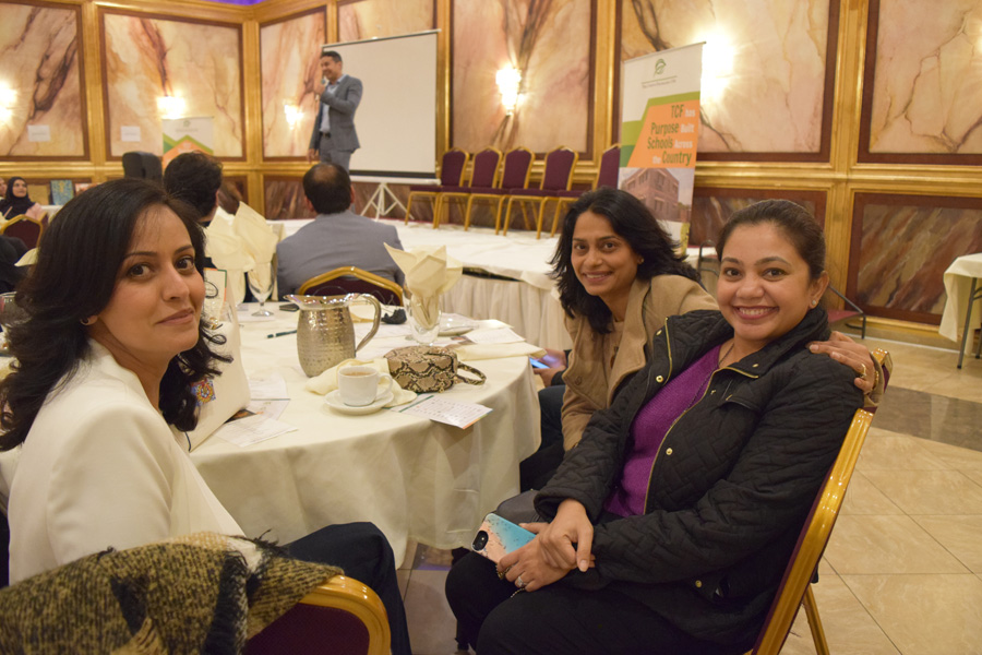 TCF-USA San Francisco Young Professionals: Launch & Networking Social Laugh for Literacy with Saad Haroon