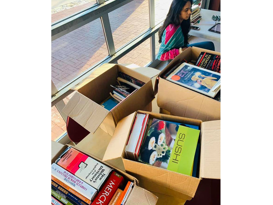 TCF-USA DFW Young Professionals: Game Night & Book Drive