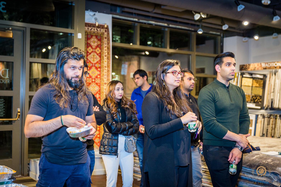 TCF-USA Boston Young Professionals: Iftar Night