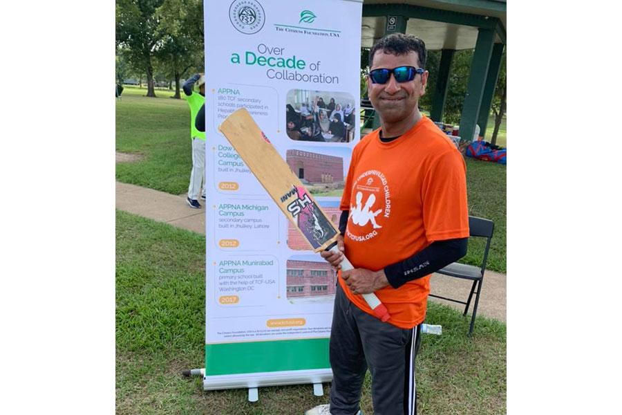 TCF-USA Houston Chapter: Cricket Tournament