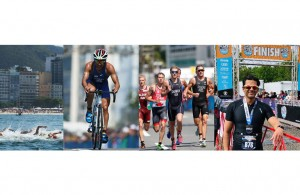 Half Ironman Traithlon - Talal Khan
