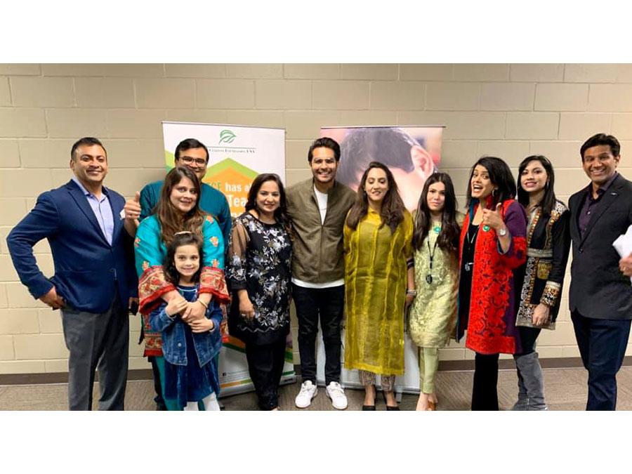 TCF-USA Kansas Chapter: Musical Evening with Asim Azhar