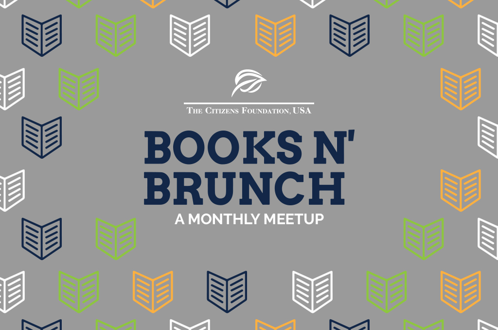 TCF-USA DFW Young Professionals: Books N' Brunch