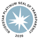 Platinum Seal of Transparency