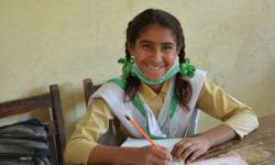 Iqra is working day and night for her dreams!