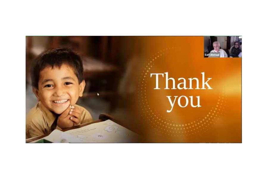 TCF-USA Bakersfield Ramadan Virtual Fundraiser
