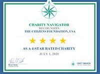 Navigator 2018 Certificate