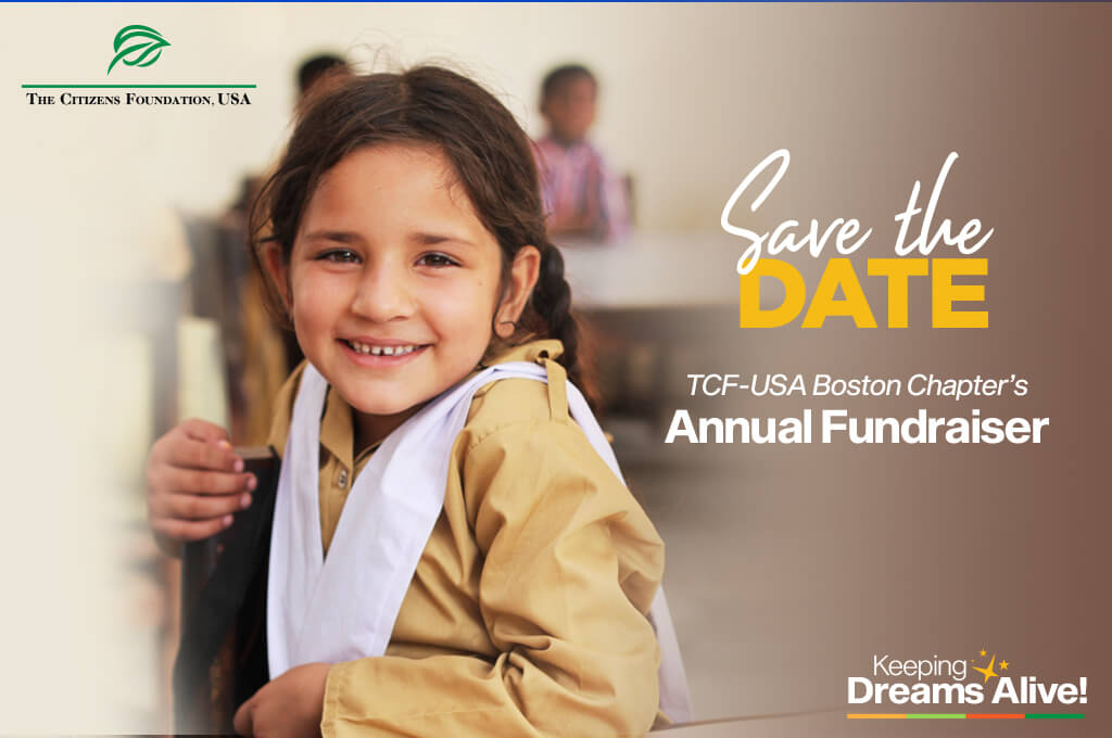 TCF-USA Boston Chapter's Annual Fundraiser