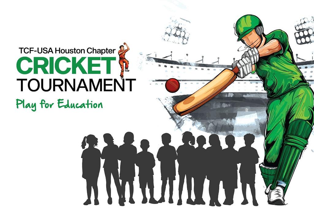 TCF-USA Houston Chapter's Annual Cricket Tournament