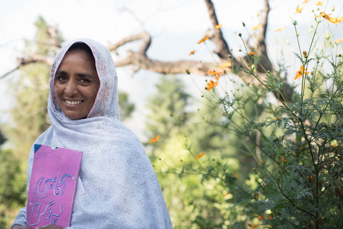 TCF empowers women and girls through education